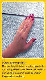 Finger-Klemmschutz