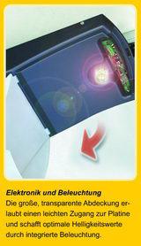 Elektronik und Beleuchtung